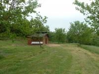 terreny acampada el serrati