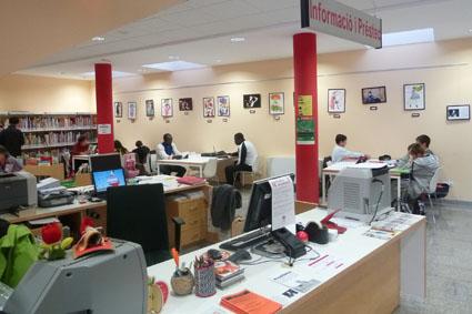 Griselda Biblioteca_Gent1